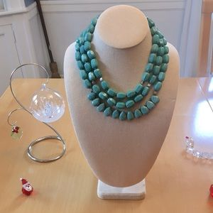 Drops of the Ocean Silpada Turquoise necklace.